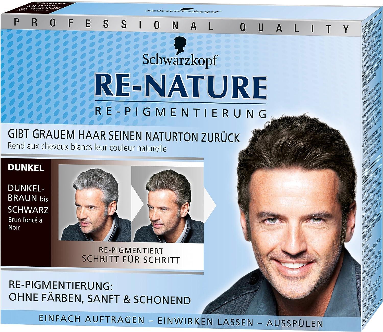 schwarzkopf re nature re pigmentierung mà nner dunkel 1er pack 1