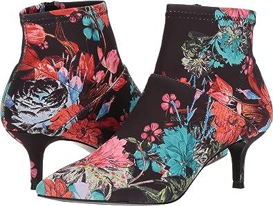 78bd0eaffb6 Steve Madden Women's Vida Boot Floral 6 B(M) US: Buy Online at Low ...