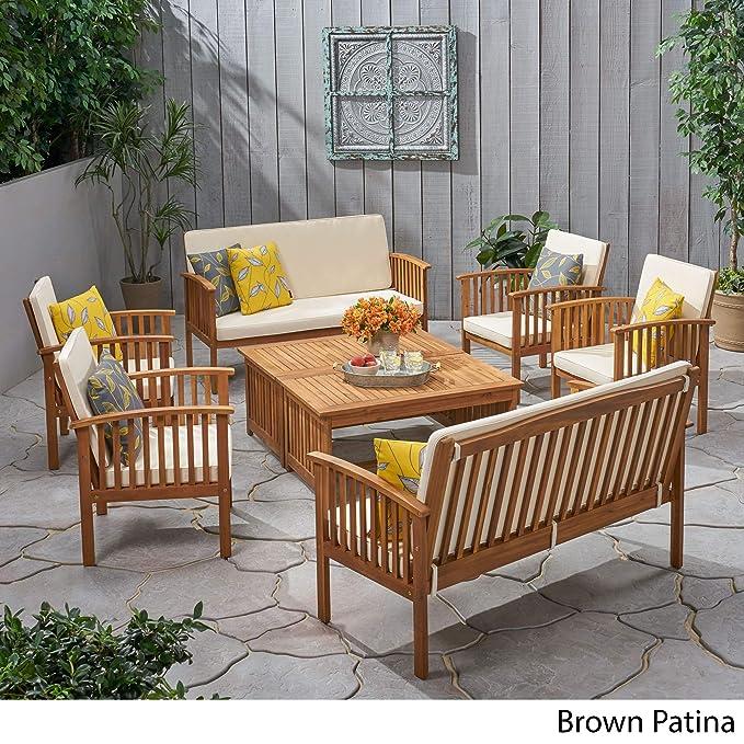 Amazon.com: Beckley Set de muebles y asientos para ...