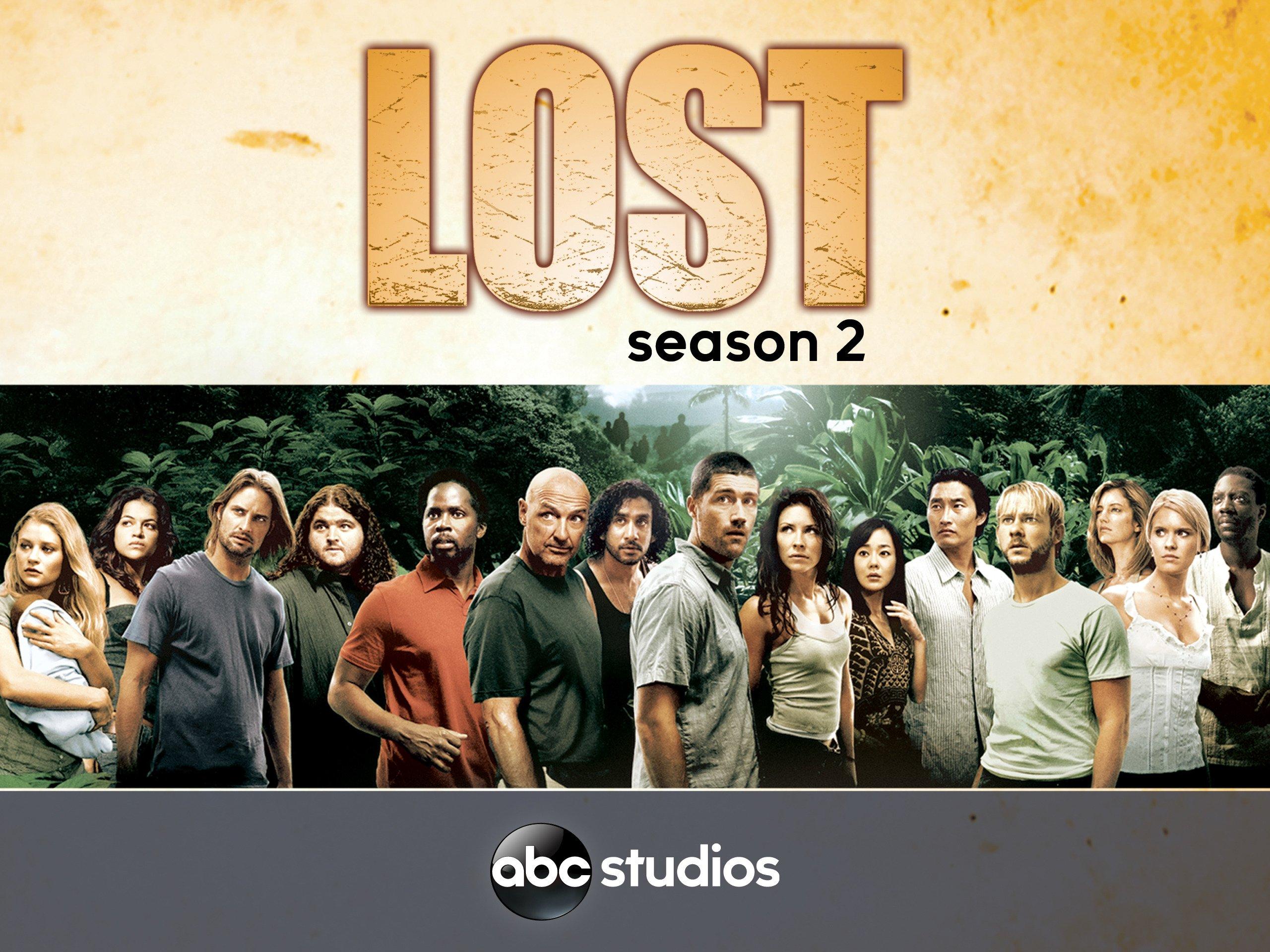 Amazon co uk: Watch Lost - Season 2   Prime Video