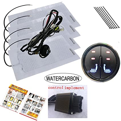 Amazon Com Watercarbon Universal Built In Car Heated Seat Heater