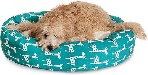 Majestic Pet Sherpa Bagel Bed