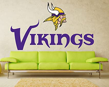f3d1d329d Amazon.com  Minnesota Vikings sticker