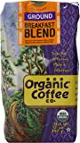 The Organic Coffee Co. Ground, Breakfast Blend, 12 Ounce