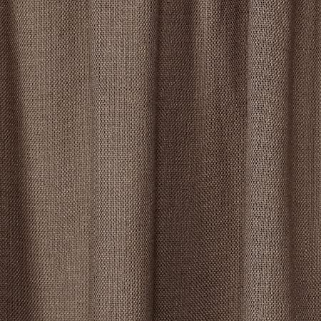 Exclusive Home Burlap Rod Pocket Curtain Panel Pair, 96-Inch ...