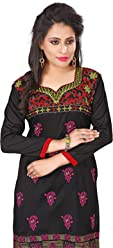 Unifiedclothes Women Fashion Casual Indian Short Kurti Tunic Kurta Top Shirt Dress ECCO06