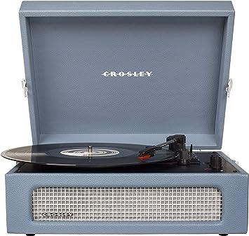 Amazon.com: Crosley CR8017A Voyager - Tocadiscos portátil ...