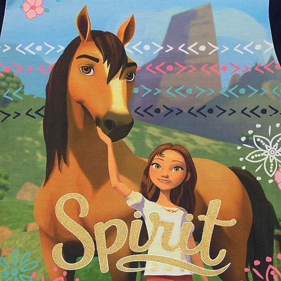 "Spirit /""Never be Tamed/"" Mädchen Schlafanzug"