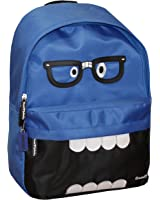 DAVID & GOLIATH GEEKZEY BACKPACK BLUE