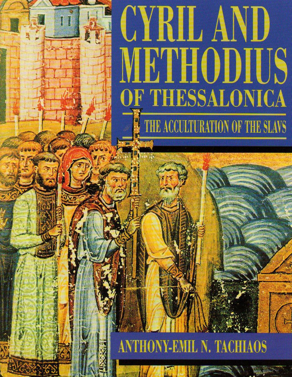 Download Cyril and Methodius of Thessalonica: The Acculturation of the Slavs pdf epub