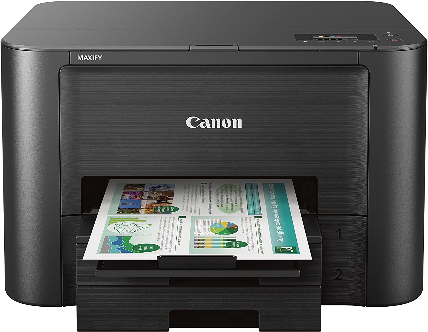 """Canon Office Products MAXIFY IB4120 Wireless Color Photo Printer, 11.5"""" x 18.1"""" x 18.3"""""""