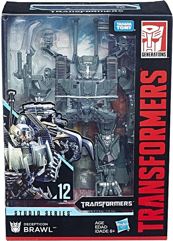 Transformers Studios Series Voyager Wave 2 Decepticon Brawl and Megatron 2 PCS