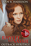 Rhylee and Sassie (Outback Heritage Book 2)