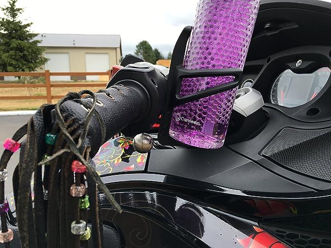Puede am Spyder RT St F3 2010 2011 2012 2013 2014 2015 2016 Manillar Soporte Bebida para bebidas spyder2go: Amazon.es: Coche y moto