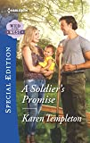 A Soldier's Promise (Wed in the West)