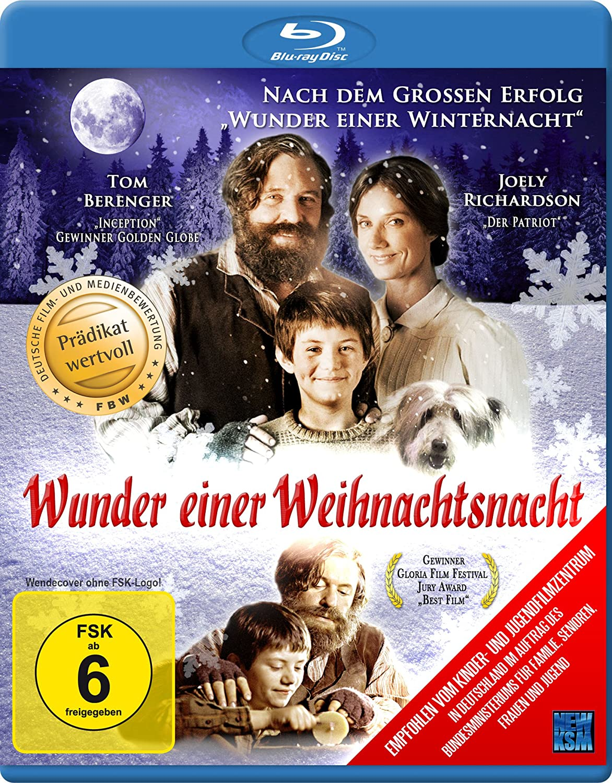 The Christmas Miracle of Jonathan Toomey ( Jonathan Toomey ) [ Blu-Ray, Reg.A/B/C Import - Germany ]