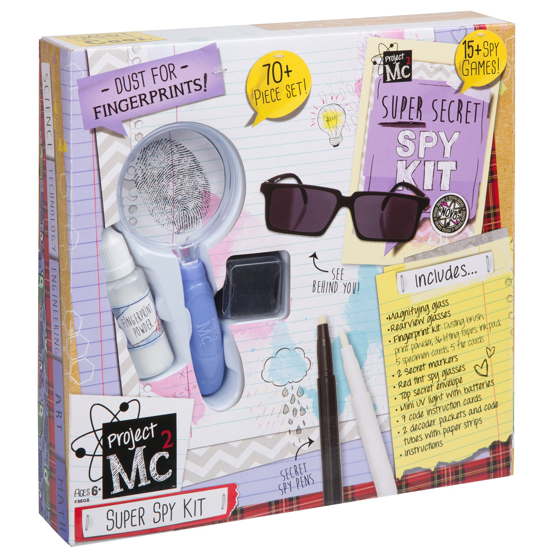 Project Mc2  Super Spy Kit by MC2