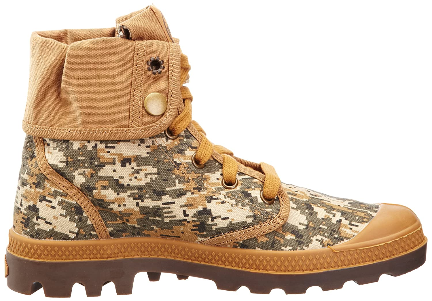 Palladium Boots Womens Baggy Canvas Boots