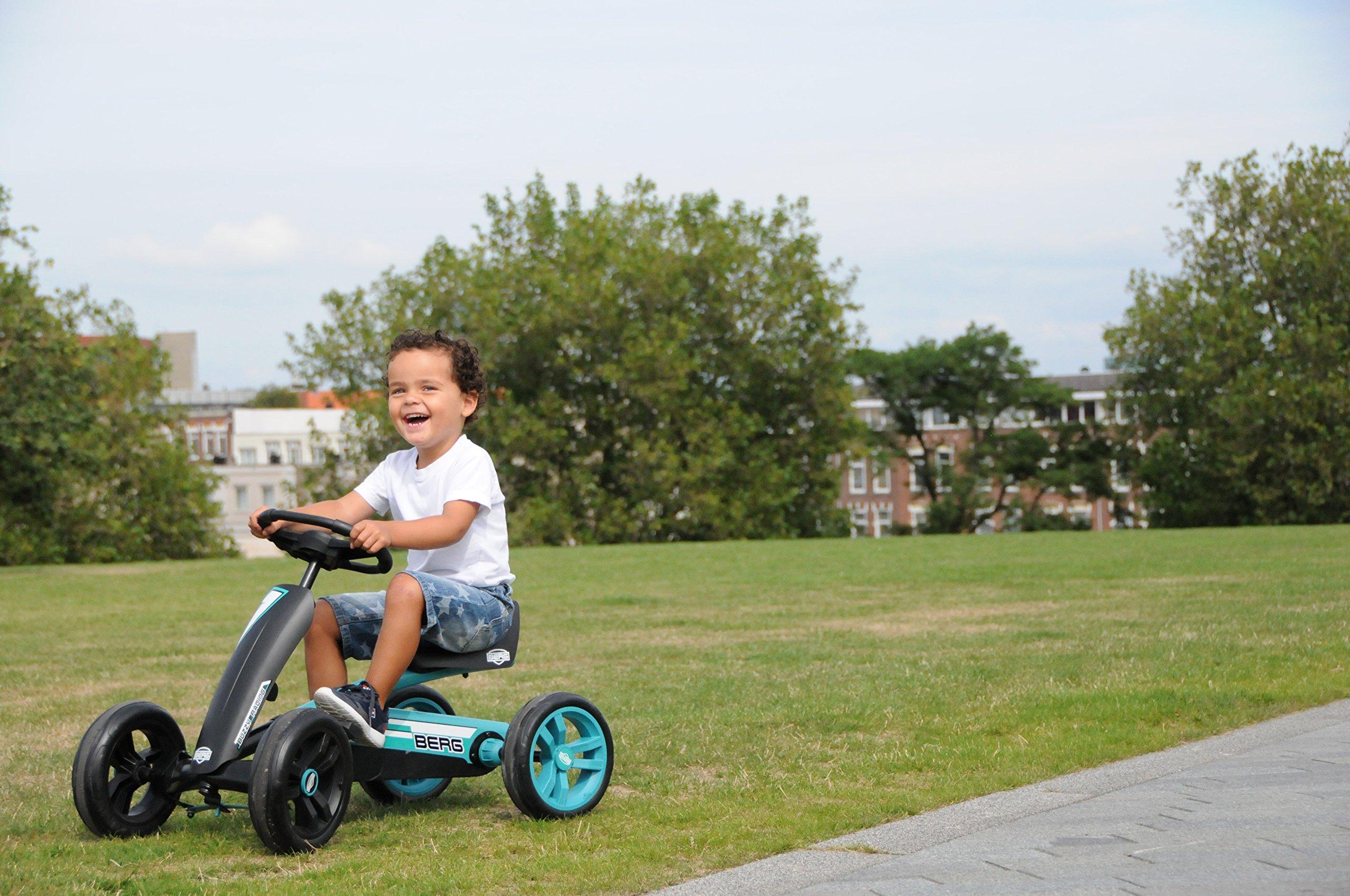 Berg Kids Pedal Go Kart - Buzzy Racing