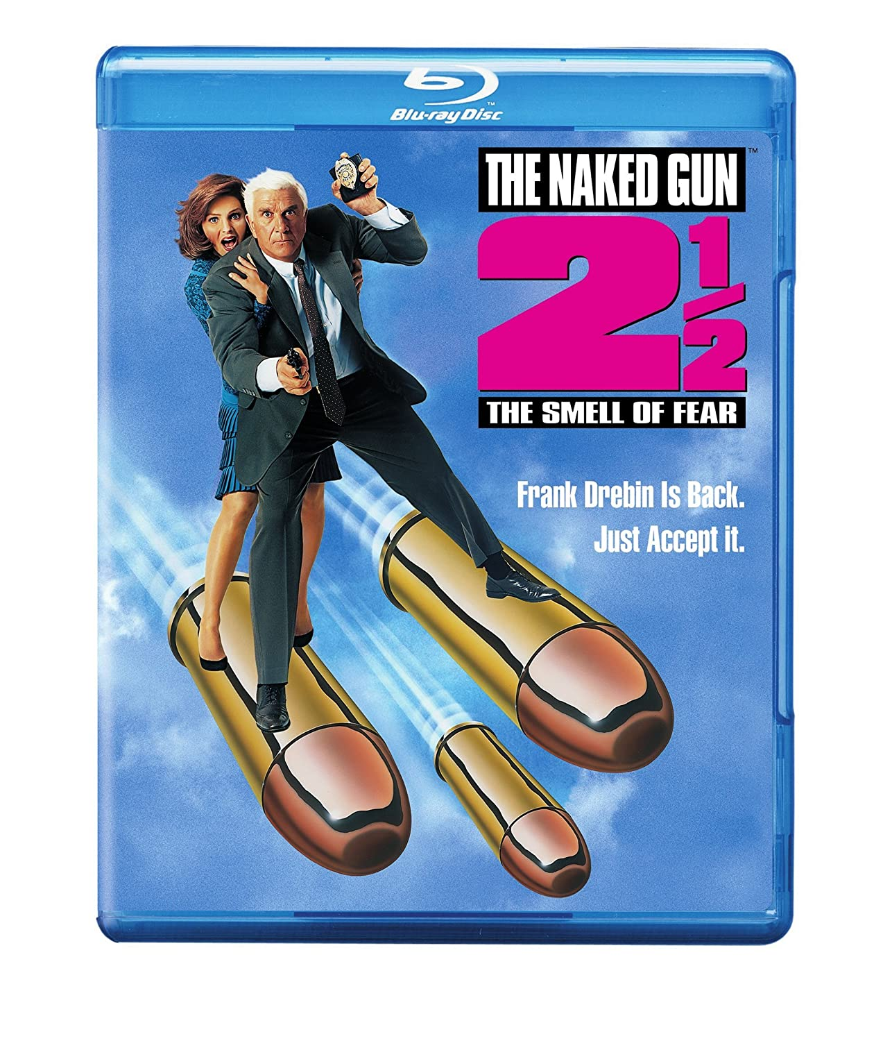 The Naked Gun 2 1/2: The Smell of Fear (VHS, 1991