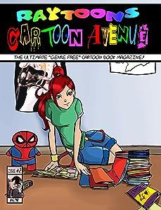 Raytoons Cartoon Avenue (Volume 2)