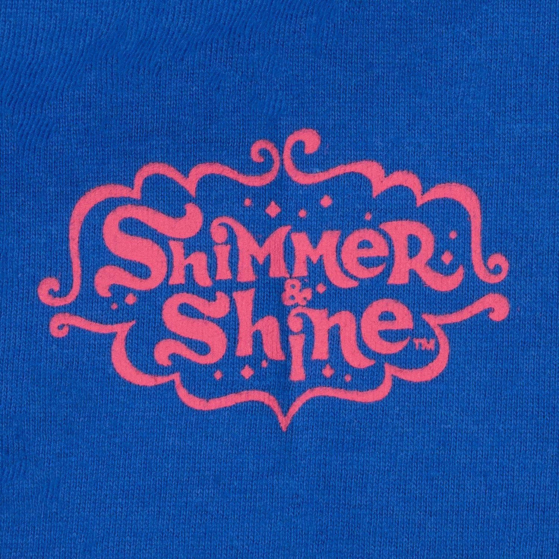 Shimmer /& Shine Girls Mermaid T-Shirt