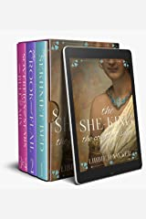The She-King: The Complete Saga: Four Novels of Ancient Egypt Kindle Edition