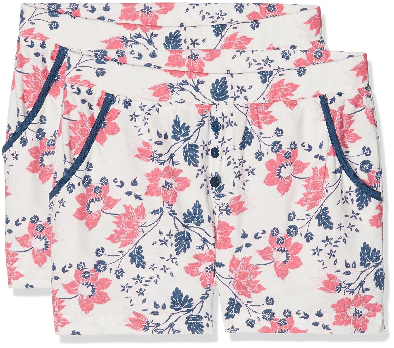 Mujer Pantalones Cortos De Pijama Para Mujer Nuit Secrete Af Holly Sho Mz Pack De 2 Ropa Brandknewmag Com