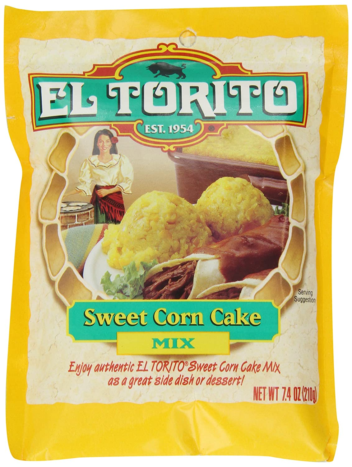 El Torito Corn Cake Recipe Jiffy
