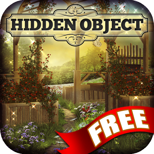 Hidden Object - The Secrets of the Summer Garden! FREE Seek Find Hunt Game! (Kindle Hidden Object Games)