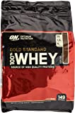 Optimum Nutrition Whey Gold Standard Protein, Double Rich Chocolate, 1er Pack (1 x 4.5kg)