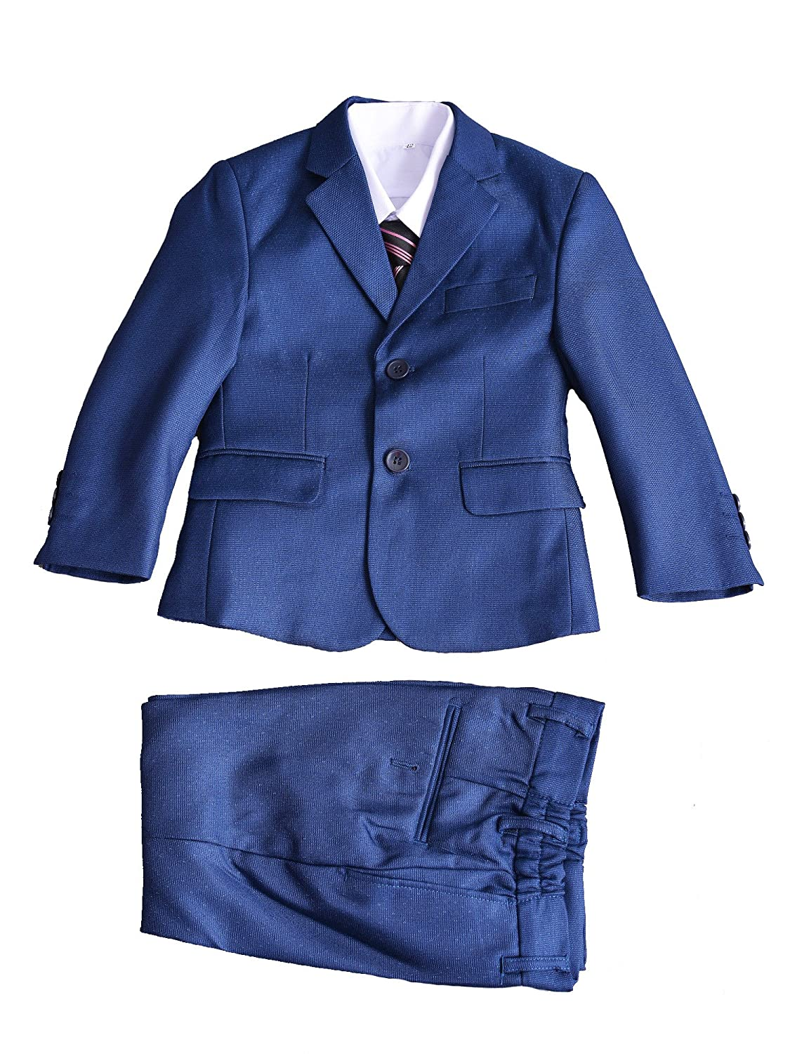 Cinda 5 Piece Boy Suits Boys Wedding Suit Page Boy Party Prom ZY160317