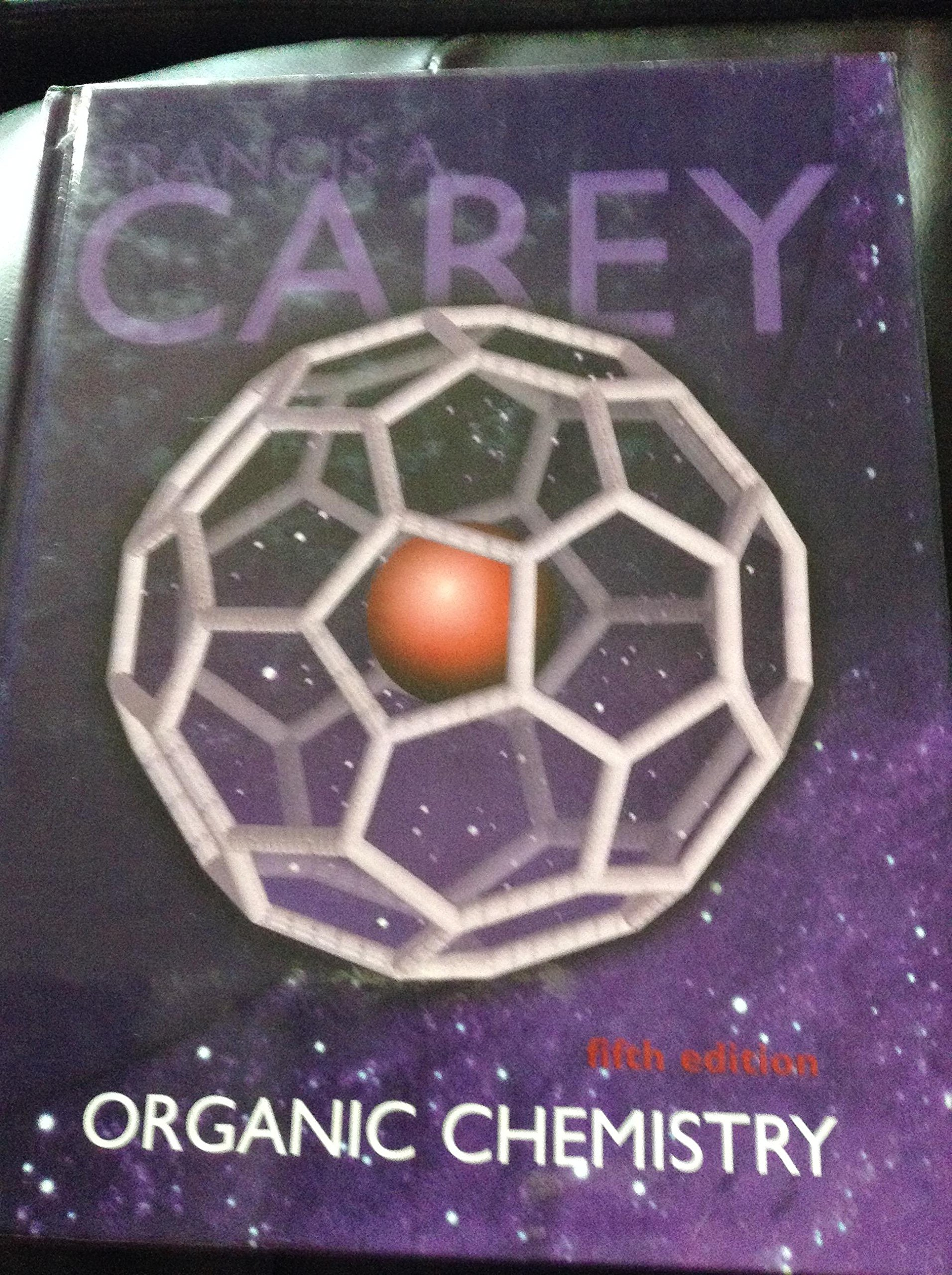 Read Online Organic Chemistry, TEXT ONLY, 5th edition, hc, 2003 ebook