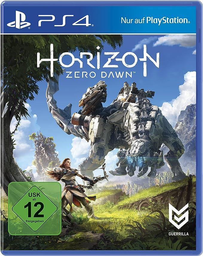 Horizon: Zero Dawn [Importación Alemana]: Amazon.es: Videojuegos