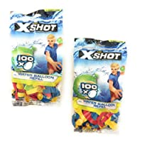 ZURU X-Shot Water Balloon Refills (2 Pack)