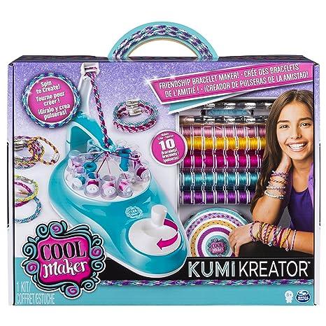 Cool Maker , Macchina per Braccialetti KumiKreator, Multicolore, 6038301