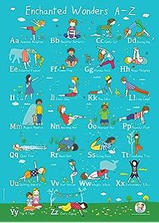 Enchanted Wonders ABC Yoga For Kids
