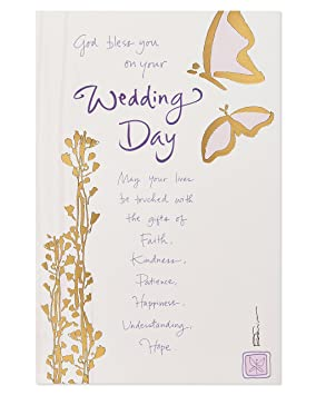 American greetings wedding card greeting card 5986746 amazon american greetings wedding card greeting card 5986746 m4hsunfo