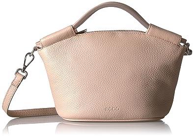Ecco Sp 2 Small Doctor's Bag, Sacs bandoulière femme, ( Dust), 10x16x27 cm (B x H T)