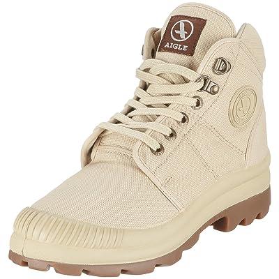 Aigle Men's Tenere 2 High Rise Hiking Shoes, Beige (Sand), 6.5 UK | Hiking & Trekking