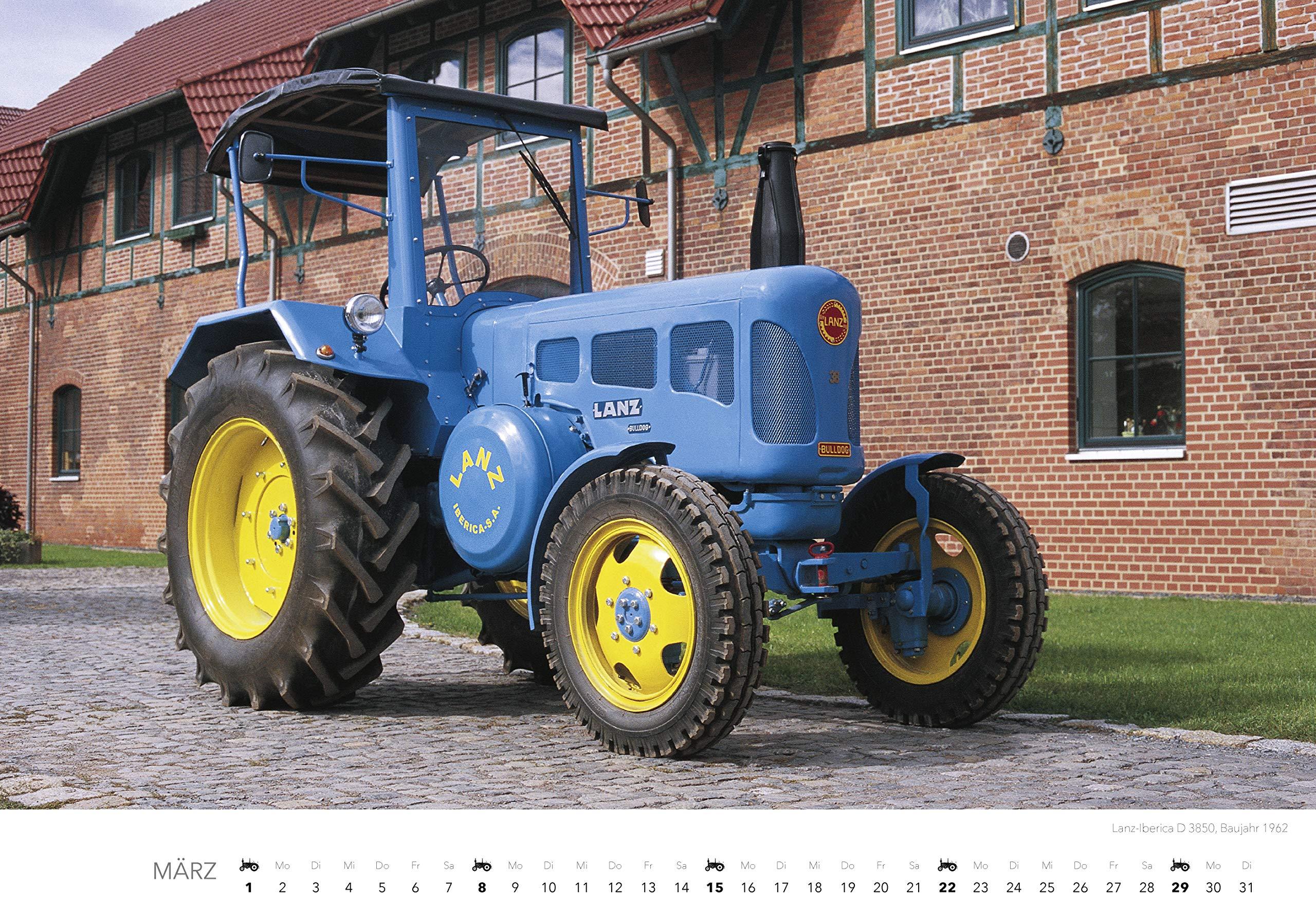 Lanz Traktoren 2020: Historische Ackerschlepper aus Mannheim ...