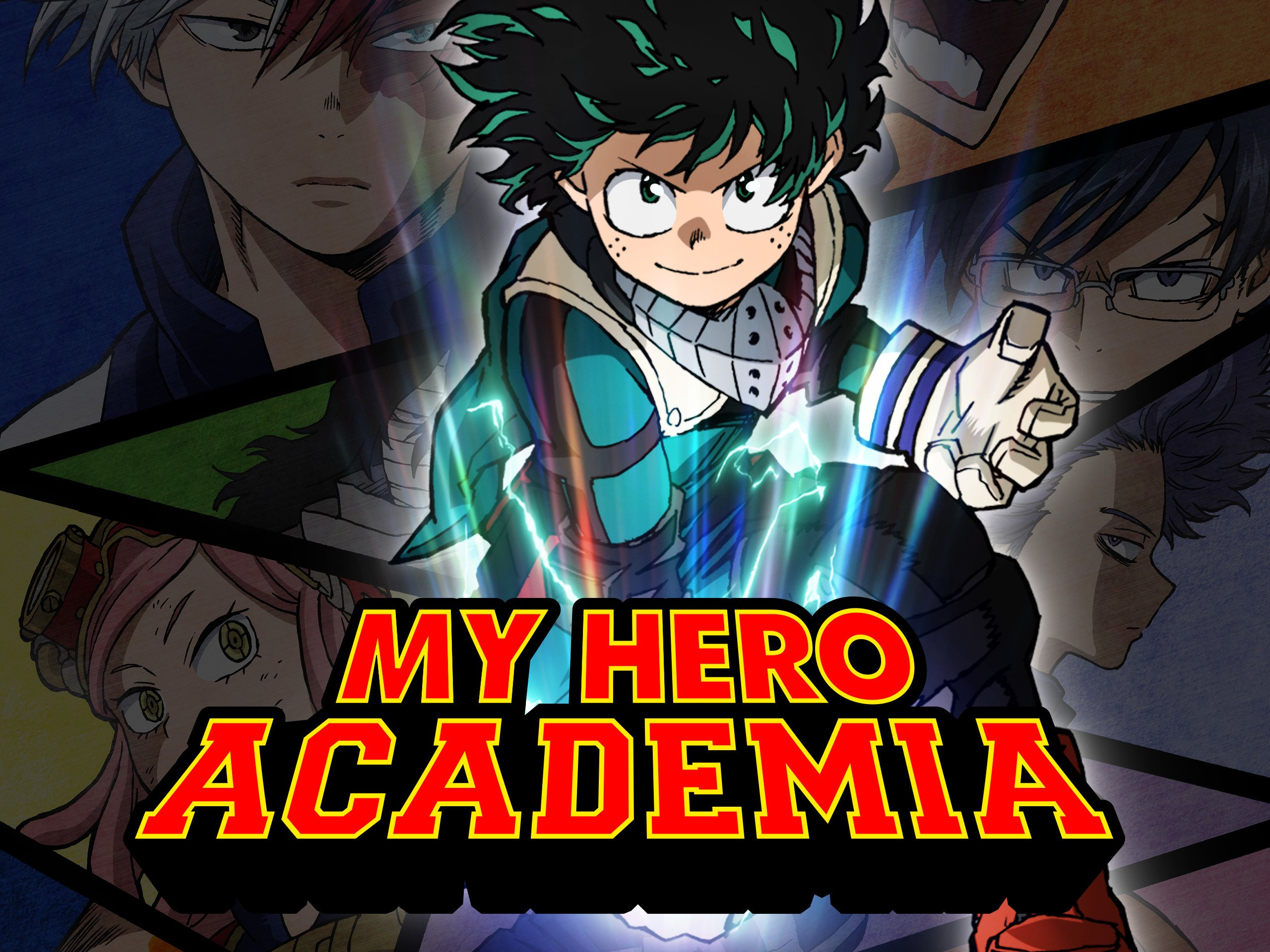 Amazon com: Watch My Hero Academia, Season 2, Part 1