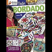 TODO BORDADO 5: paisaje mexicano (Spanish Edition)