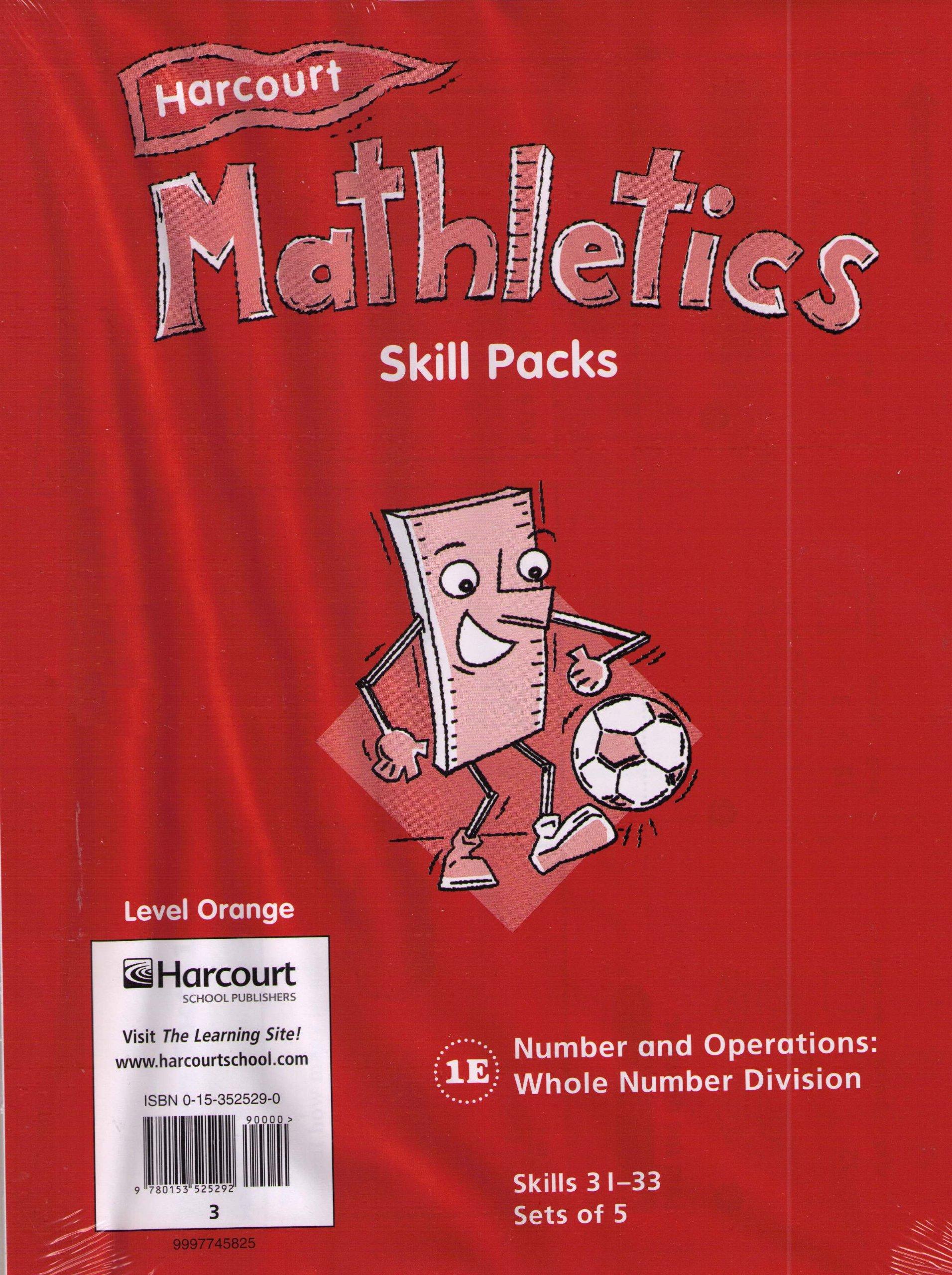 Download Mathletics: Individual Skill Set Pack (packages of 5) Grade 3 Test 1E pdf epub