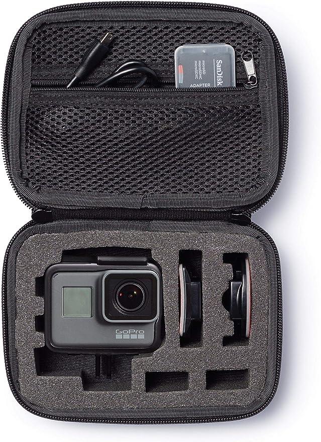 AmazonBasics - Estuche de transporte para GoPro: Amazon.es: Electrónica