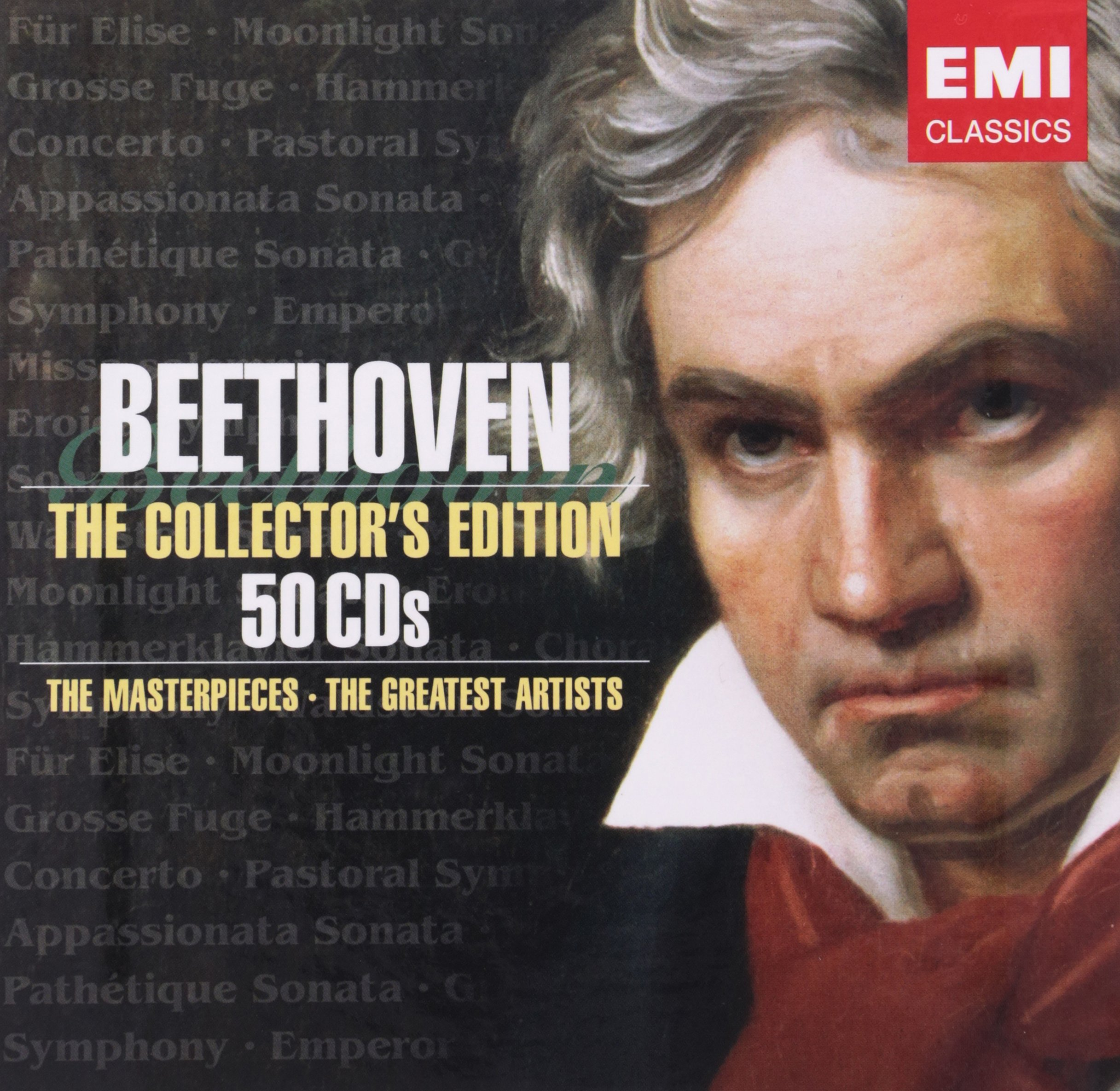 Beethoven: The Collector's Edition by EMI Classics