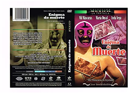ENIGMA DE MUERTE [MIL MASCARAS & MARIA DUVAL] [NTSC/Region 1 and
