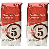 Seattle's Best Dark and Intense, 12-Ounce (Pack of 2)