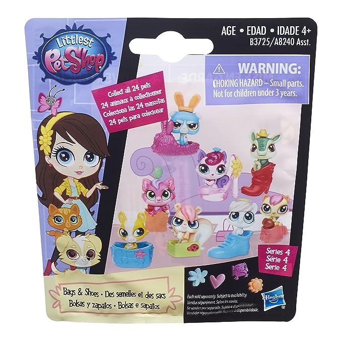 Amazon.com: Littlest Pet Shop Mystery Bag (Series 4): Toys ...