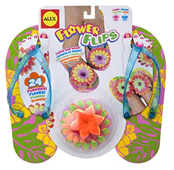 Alex Toys Decorate Your Own Flip Flops Amazon Co Uk Toys Games